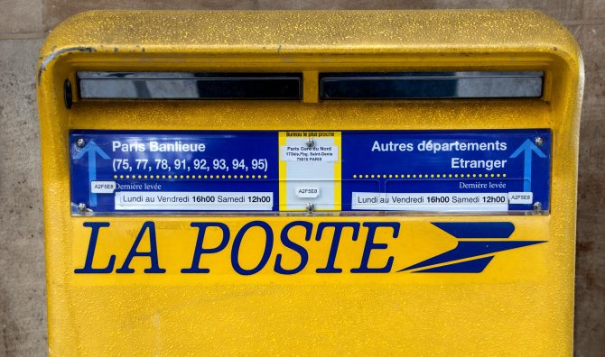 La Poste: French Postal Service and Parcel Delivery