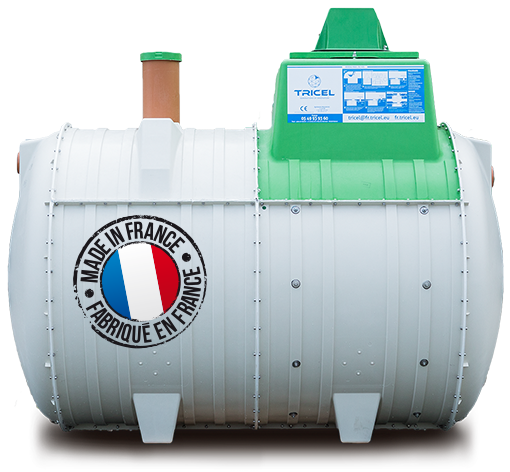 Tricel Novo Microstation Available in France