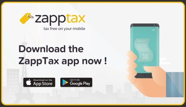 Shop Tax-free in France With Your Smartphone