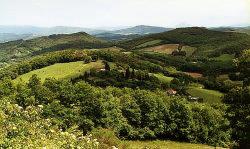 Razes landscape