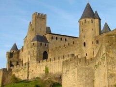 Canal du Midi - Carcassonne Medieval City