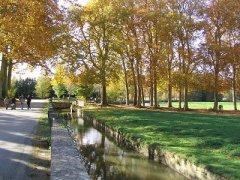 Canal du Midi - The Rigole at Naurouze