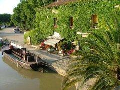 Canal du Midi Languedoc Roussillon