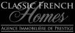 Agence Classic French Homes logo