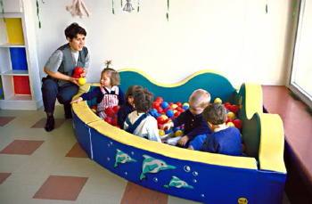 Nursery in France