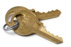 Caretaking a gite - a set of keys