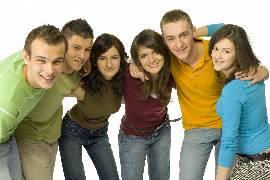teens in france