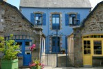 colourful House in Brittany