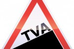 TVA road sign