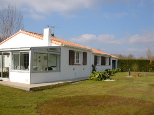 Pam's house Vendee