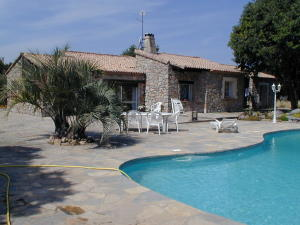 Swimming pool on a property in Provence Alpes & Côte d'Azur