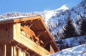 Rhone Alpes - Les Contamines