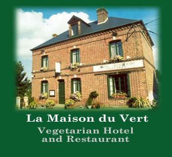 Veggie hotel in Normandy