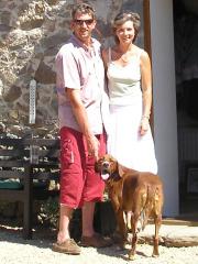 Cara & Greg Samways