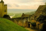 Landscape of Dordogne