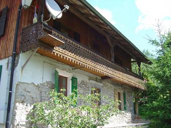 house Haute Savoie Gebbie