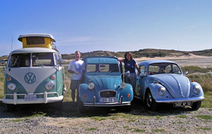 The VW's