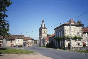 Village centre