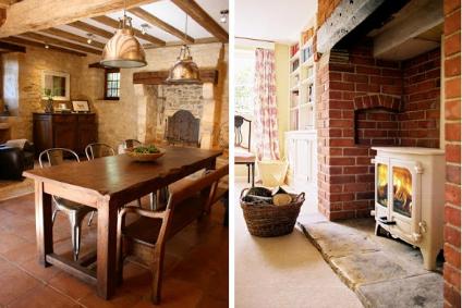 cottage renovation in the dordogne