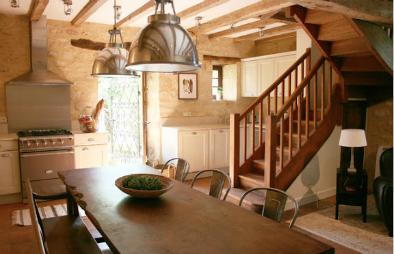 A Stylish Cottage Renovation In The Dordogne