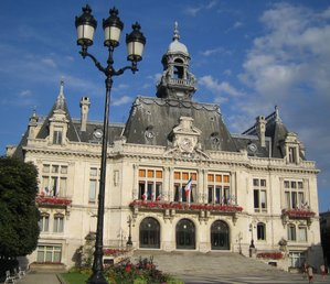 Vichy Town Hall