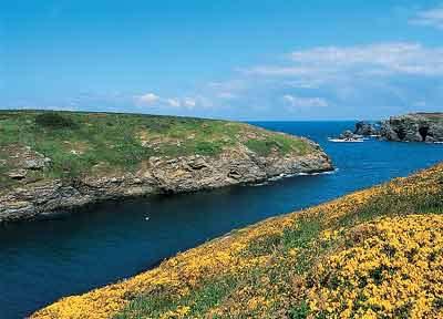 Morbihan Islands