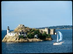 Brittany coast rgb