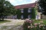 The Burgundy farmhouse