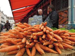 carrots Dijon
