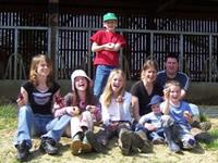 Graham & Paula's family