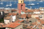 View over Saint Tropez
