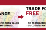 Free International Money Transfers