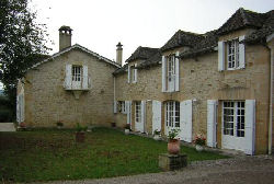 House near Sarlat 537k