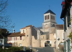 The church at Issac