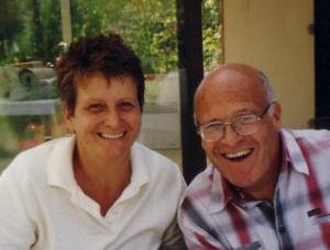 Sandra and John Howard