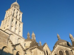 Saint Front Cathedrale in Perigueux