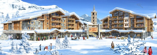 Kalinda - New eco village in the alps