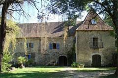 Moulin de Latreille in lot, france