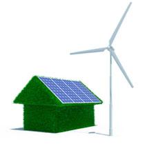 Wind turbine in France