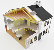Insulating your French home model design
