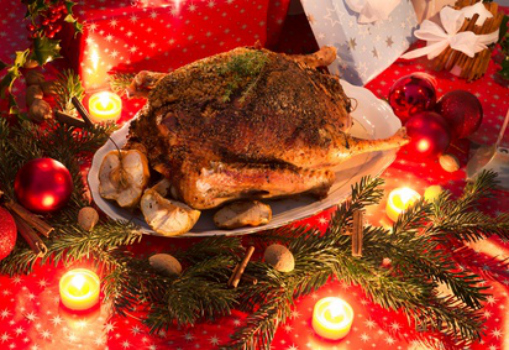 christmas goose recipe