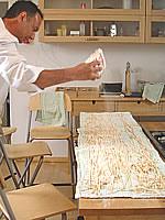 Pasta, Jim Fisher