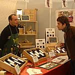 Wine stall