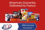 British Corner Shop - American Groceries