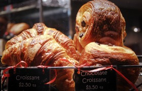 Croissants Taste Bakery