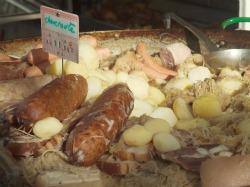 Cuisine from Alsace ©Harvey Sparks