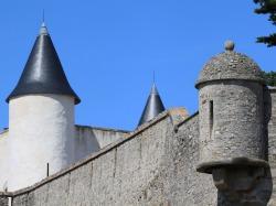 Noirmoutier chateaux
