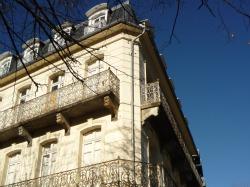 Haussman style apartment in Luchon