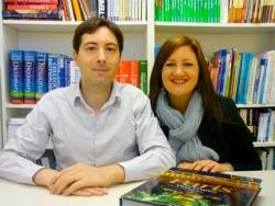 Pierre and Rachel Guernier