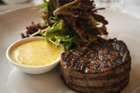 Tastevin steak